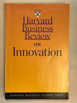 G203 Harvard Busiiness Review on Innovation