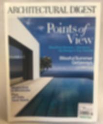 G215 Architectural Digest, August 2011