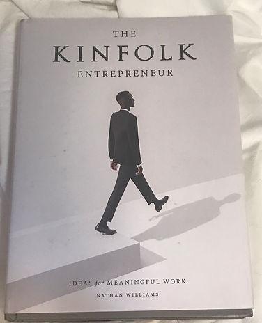 G213 The KINFOLK Entrepreneur