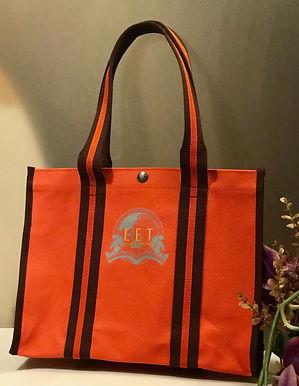 EET 經典書袋- Fashion Orange 時尚橘