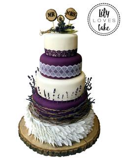 Wedding Cake #1 Hero