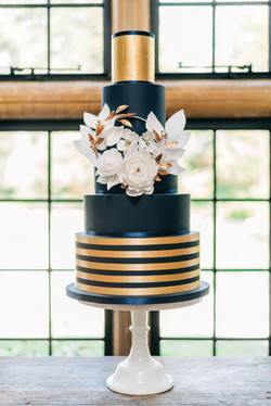 Ricky wedding cake