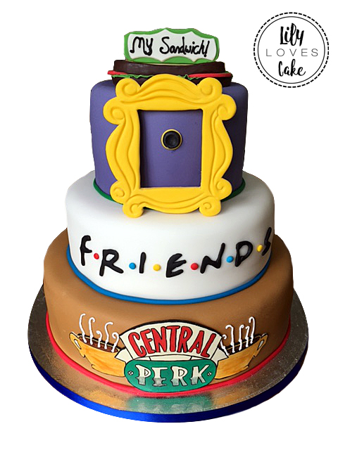 Themed Birthday Cake