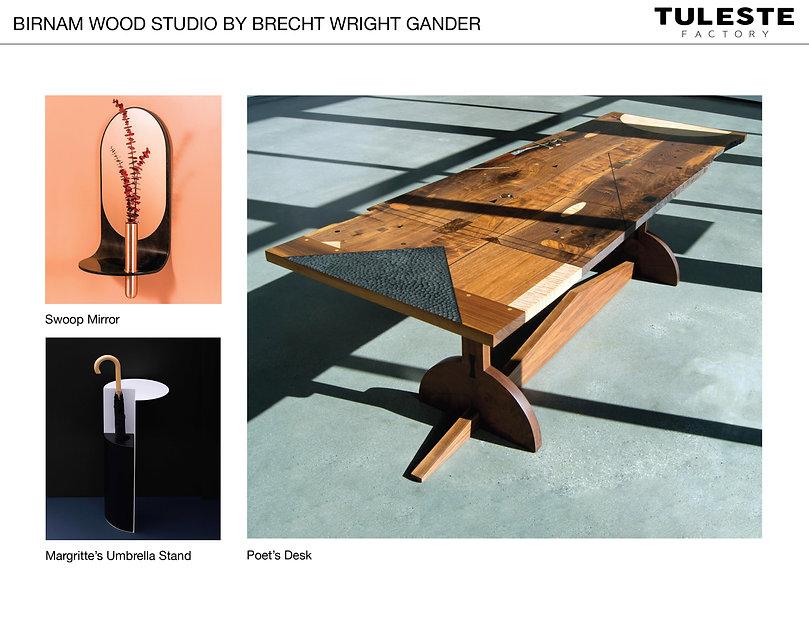 TULESE FACTORY - Birnam Wood Studio 01