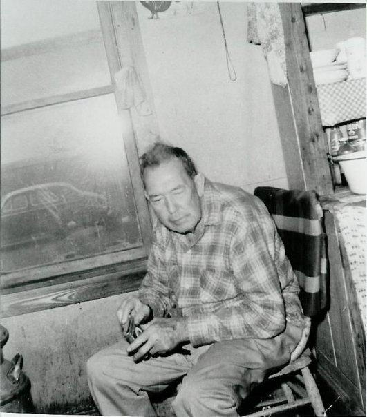 Jacob Cox in the 1950s