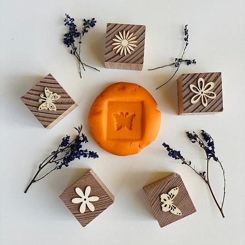 Preorder - Garden Two Stamp Set