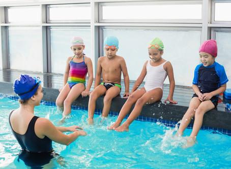 Die Schwimmkurse starten am Montag!