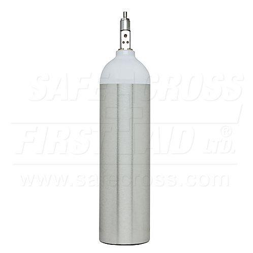 """Oxygen Cylinder, """"D"""" (425 L), Empty"""