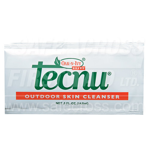 Tecnu, Poison Oak & Ivy Cleanser, 14.8 mL, 10/Package