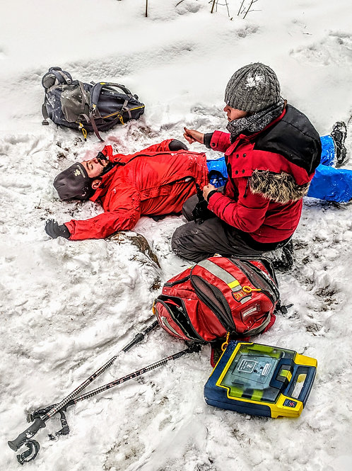 Advanced Wilderness First Aid Online Course