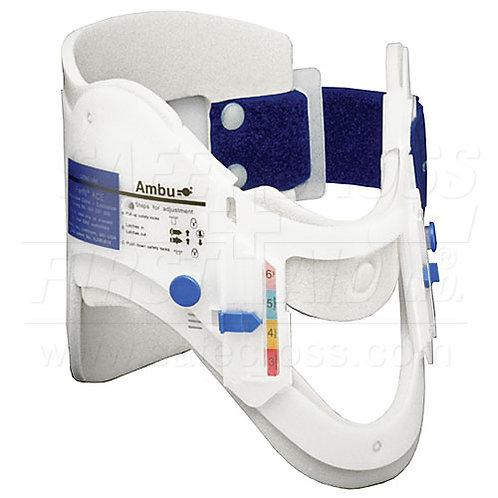Ambu Perfit Ace, Extrication Collar, Adjustable, Sizes 3-6