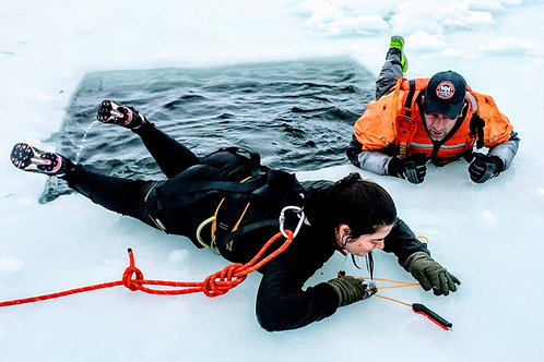 Working On Ice Awareness