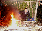 Overnght Wilderness Survival Course Ontario