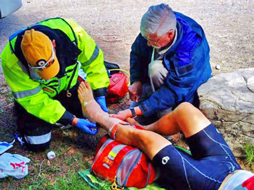 Wilderness First Responder Online Course