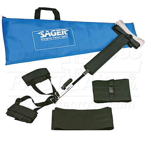 Sager Form III Bilateral Traction Splint