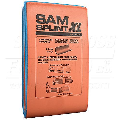 Sam Splint, 14 x 91.4 x 0.5 cm, Extra-Large