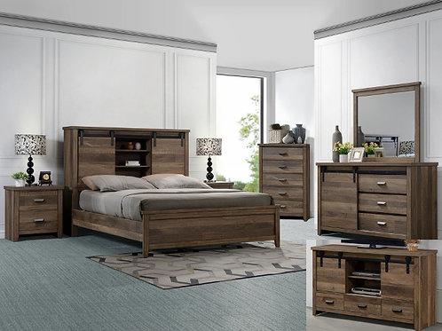 Calhoun 4pc Bedroom Collection