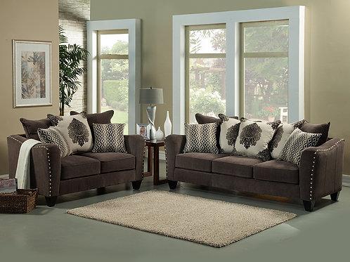 Sonar Charcoal Sofa