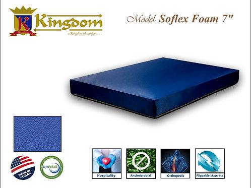 Soflex 7 inch Waterproof Mattress