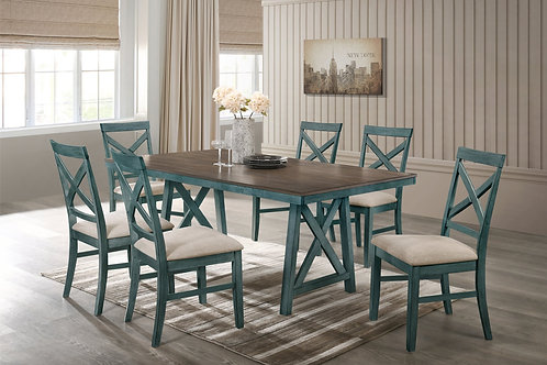Somerset Dining Set Round & Rectangle Collection