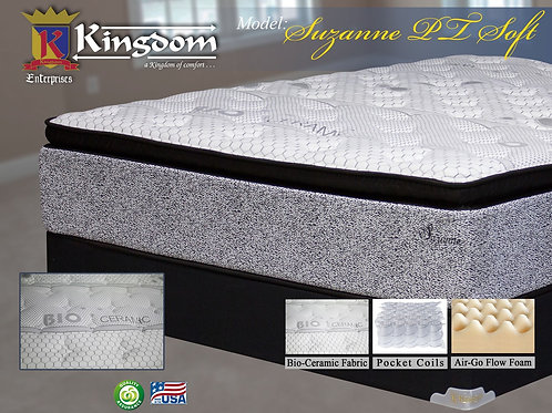Suzanne Pillow Top Mattress