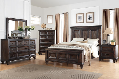 Sevilla 4 Pc Bedroom Collection