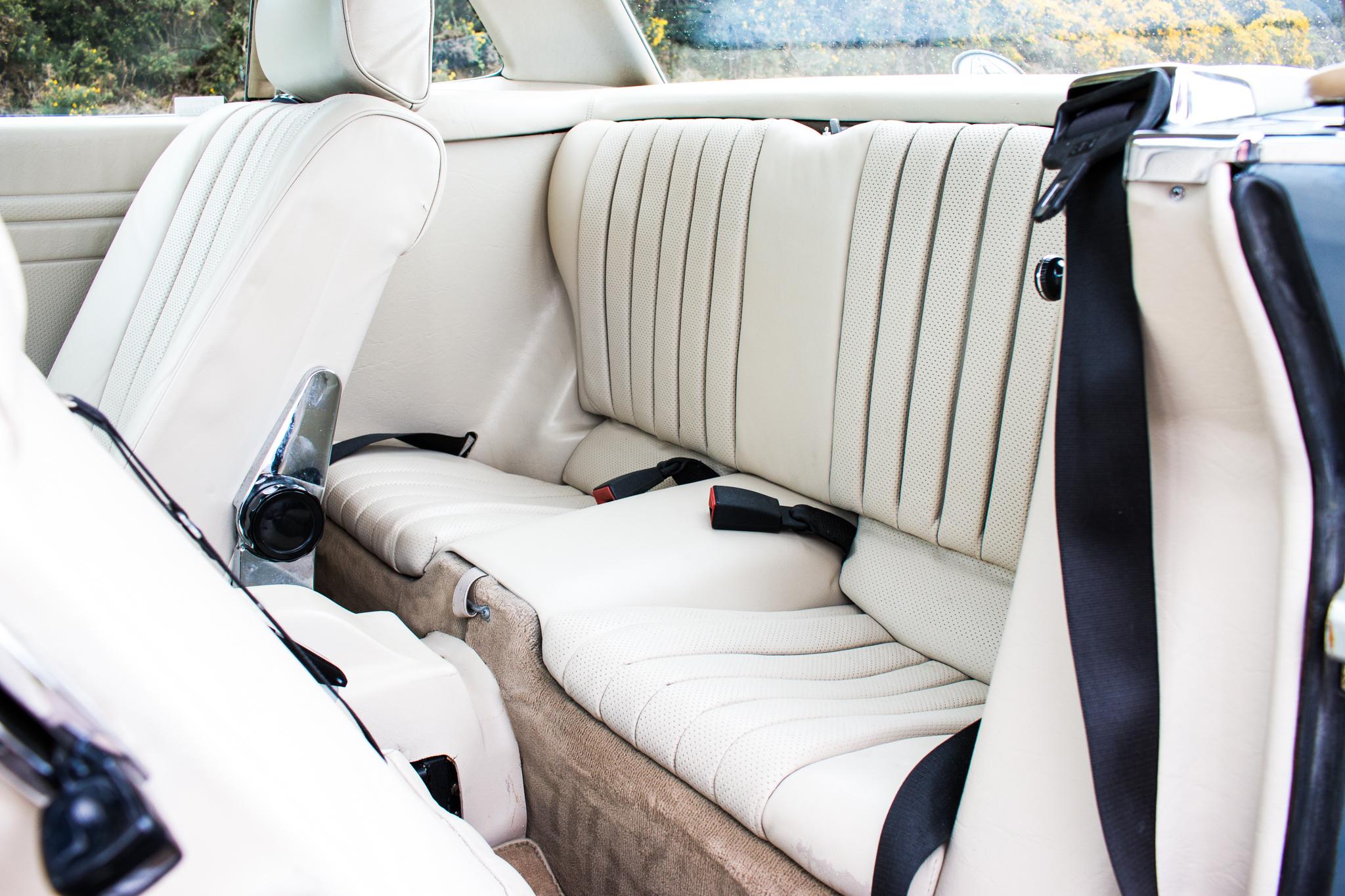 Mercedes r107 500sl