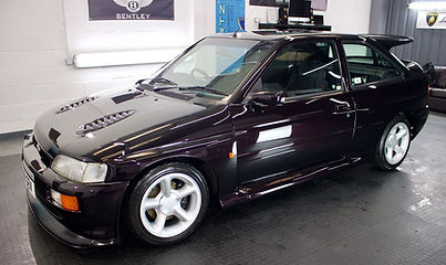 Ford Escort RS Cosworth for sale, clasic cars for sale, Edinburgh Scotland