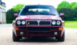 Lancia Delta HF Integrale Evo1 for sale, classic cars for sale, Edinburgh Scotland