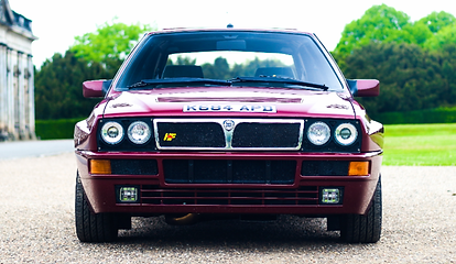 Lancia Delta HF Integrale Evo1 for sale, classic cars for sale, Edinburgh Scotland