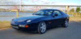 Porsche 928 S4 for sale, classic cars for sale,  Edinburgh Scotland