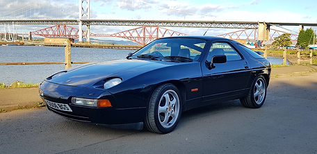 Porsche 928 S4 for sale, classic cars for sale,  Edinburgh Scotland