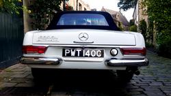 Mercedes 230sl Pagoda