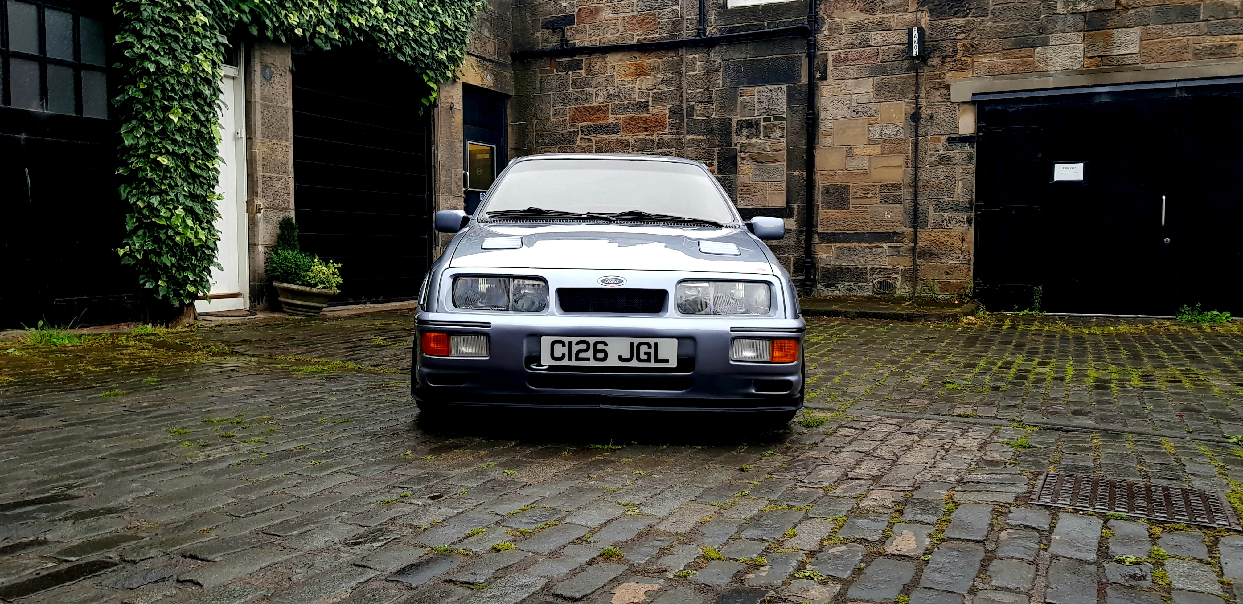 Sierra Cosworth Wolf Racing RS500