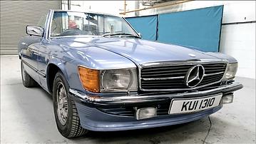 Mercedes230sl Pagoda