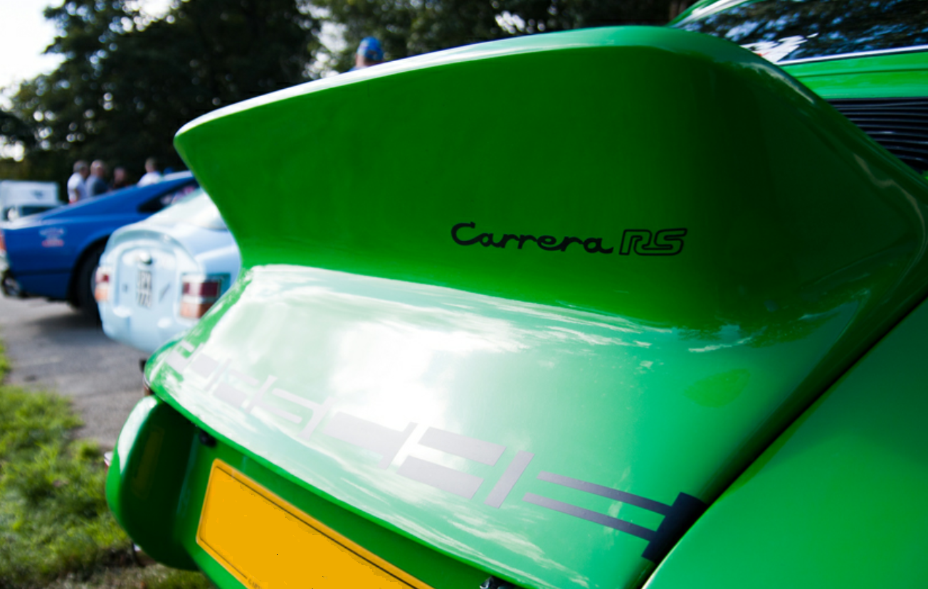 Porsche 911 Carrera RS Lightweight