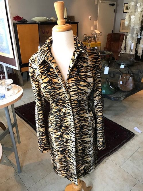 Vintage clothing 1980s Guess jacket Tiger Striping