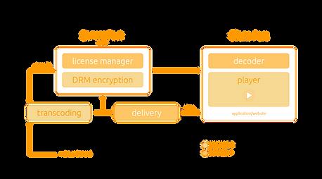 drm management diagram