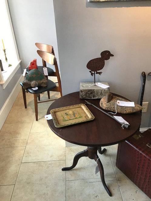 Mahogany Tea table Circa 1880
