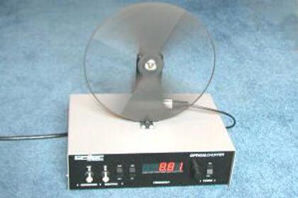 340CD Large Rotating Disc Optical Chopper