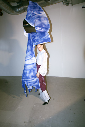 Pic by Gadi Sahar Fashion by Veronika Hopponen
