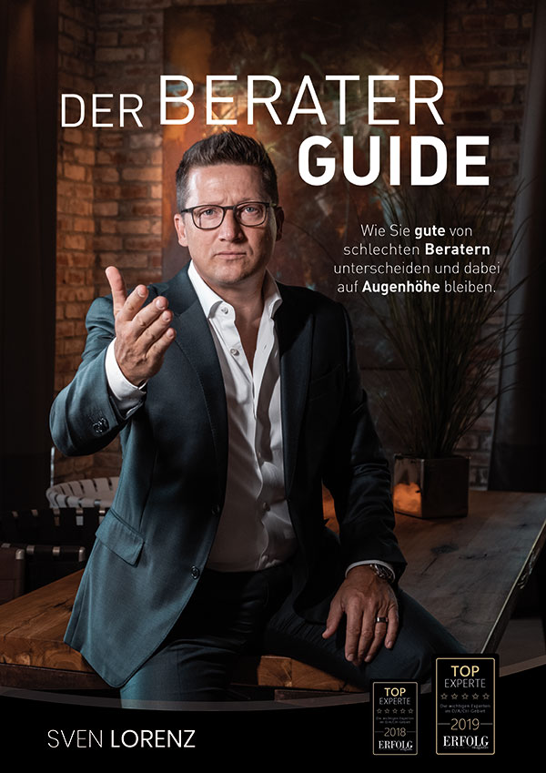 Der Berater Guide - Buch