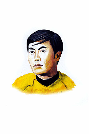star trek, mr sulu