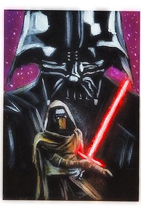 darth vader, kylo ren, sith, star wars, lightsaber