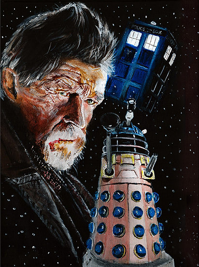 dr who, doctor, timelord, war doctor, dalek, john hurt, tardis