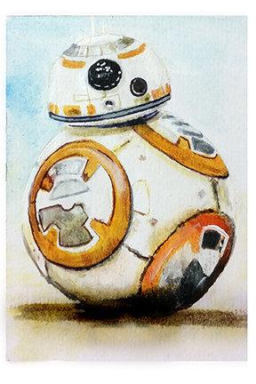 star wars, BB-8, Force Awakens, Last Jedi, Rise of Skywalker