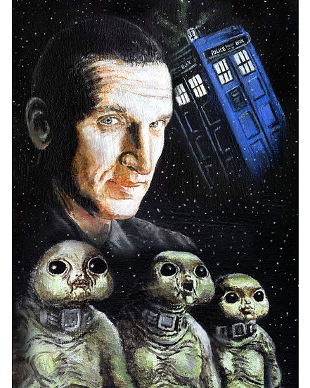 dr who, doctor, timelord, Christopher Eccleston, tardis, ninth doctor