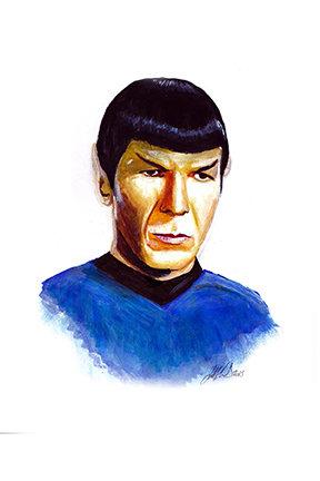 star trek, mr spock