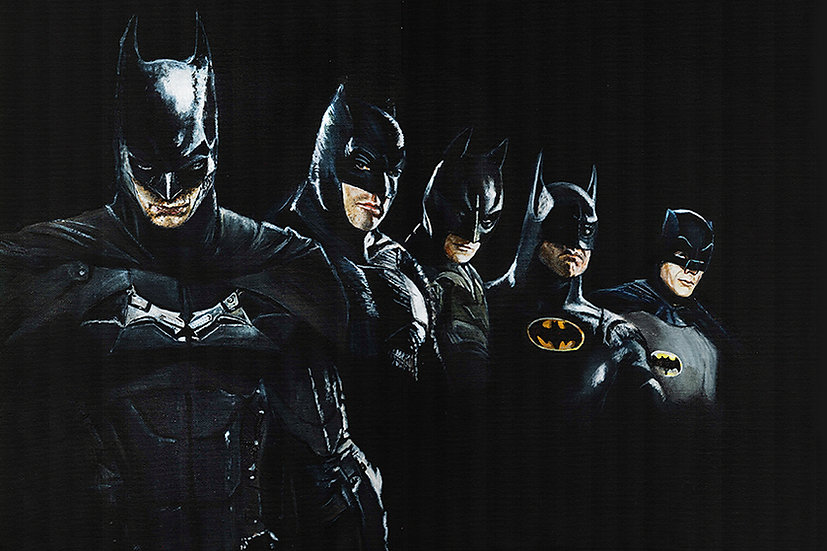 batman, bruce wayne, dark knight, caped crusader, adam west, michael keaton, christian bale, ben affleck, robert pattinson,