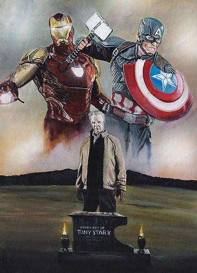 Captain America, Steve Rogers, Iron man, Tony Stark, Tony Stark grave, old Steve Rogers